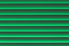 De fijne jaloezie w van de munt groene grijsachtige lichte groenachtige jaloezie Royalty-vrije Stock Foto