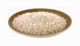 De fijne rijst van de kom Stock Afbeeldingen
