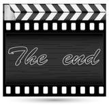 De film en Royalty-vrije Stock Foto