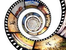 De film van Afrika Royalty-vrije Stock Foto
