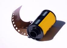 De film van de camera royalty-vrije stock afbeelding