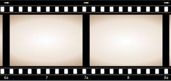 De film van de camera Stock Fotografie