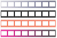 De film van de film Royalty-vrije Stock Foto