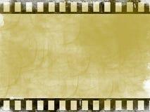 De film van de film stock illustratie