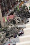 De film van de ramp stock foto's