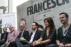 De film van Francesca Stock Afbeelding