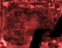 De Film van Grunge Royalty-vrije Stock Afbeelding