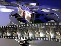 De film van het drama Royalty-vrije Stock Foto