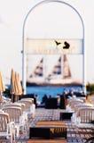 De filmfestival van Cannes Royalty-vrije Stock Foto's