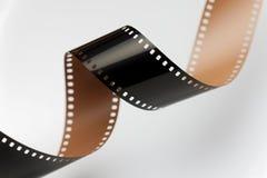 de Filmfilm van 35 mm Stock Afbeeldingen