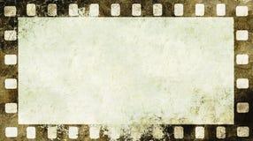 De filmframe van Grunge Royalty-vrije Stock Foto's