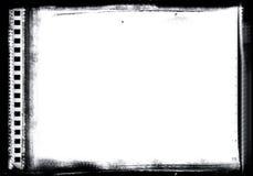 De filmframe van Grunge Stock Foto