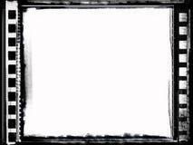 De filmframe van Grunge Stock Foto's