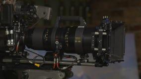De de filmreeks van de cameralens stock footage