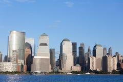 De financiële bureaus van New York Stock Fotografie