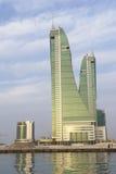 De Financiële Haven van Bahrein Stock Fotografie