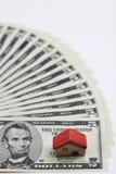De financiën van het huis royalty-vrije stock foto's
