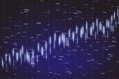 De financi?n en investeren forex achtergrond stock afbeelding