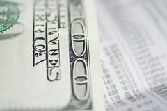 De Financial Times Royalty-vrije Stock Fotografie