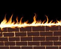 De firewall Royalty-vrije Stock Afbeelding
