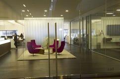 De firma van het architectuurontwerp stock foto