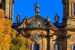 De fjorton heliga hjälpredorna, Tyskland royaltyfria foton