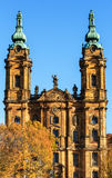 De fjorton heliga hjälpredorna, Tyskland royaltyfri fotografi