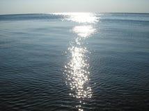 De flarden van de zon Stock Foto's