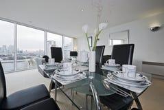 De flat van de luxe Stock Foto's