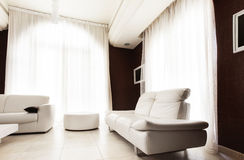 De flat van de luxe stock afbeelding