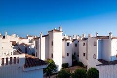 De flat van Spanje Stock Afbeelding