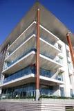De flats van de hoek in Auckland Royalty-vrije Stock Afbeeldingen