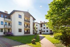 De Flats van Karlikowskimlyn Sopot Royalty-vrije Stock Fotografie