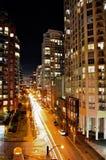 De Flats van Vancouver stock foto