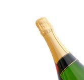 De Fles van Champagne Royalty-vrije Stock Foto