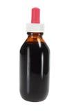 De Fles van de daling Stock Afbeelding