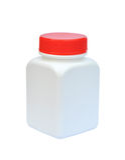 De fles van de geneeskunde Stock Afbeelding