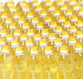 De fles van de olie Royalty-vrije Stock Fotografie