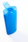 De fles van de shampoo Stock Foto