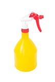 De fles van de waternevel Stock Afbeeldingen
