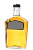 De Fles van de whisky Royalty-vrije Stock Foto's
