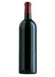 De fles van de wijn Royalty-vrije Stock Afbeelding