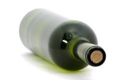 De Fles van de wijn Royalty-vrije Stock Fotografie