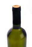 De fles van de wijn Royalty-vrije Stock Afbeeldingen