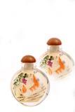 De fles van het snuifje Royalty-vrije Stock Afbeelding