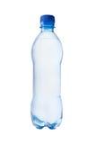 De fles van het water Stock Fotografie