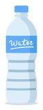 De fles van het water Royalty-vrije Stock Afbeelding