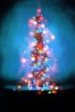 De fles van Kerstmis alcohol Stock Afbeeldingen