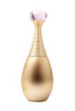 De fles van Parfum Stock Foto's