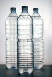 De fles van Plasitc Stock Foto's